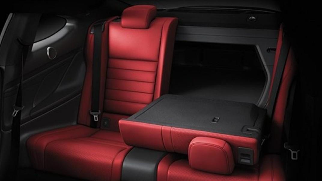 Lexus RC 2020 Interior 006
