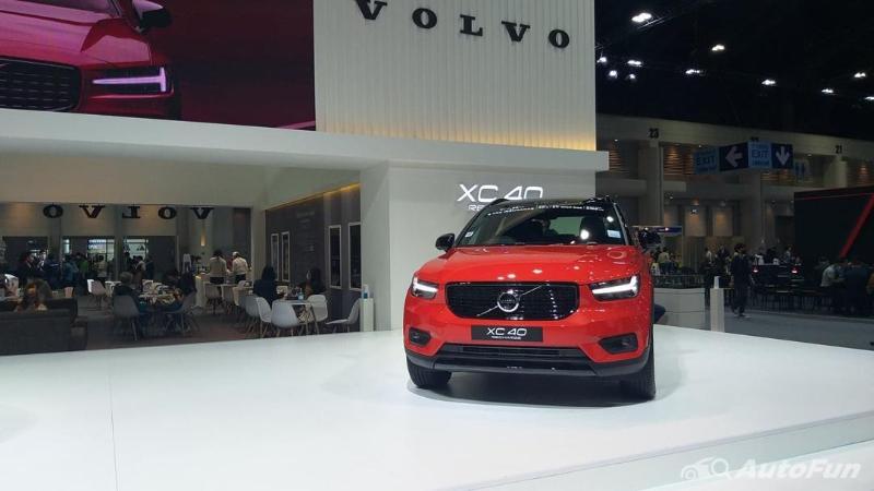 2020 Volvo XC40 Recharge รถดีน่าใช้ ถึงจะแคบไปแต่ใจรักษ์โลก 02