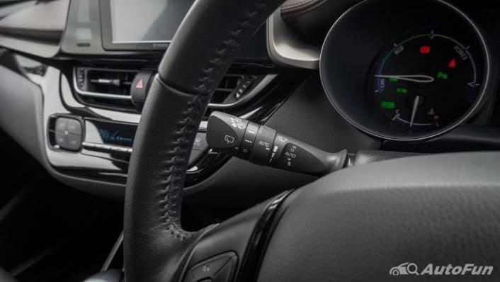 2021 Toyota C-HR Hybrid Premium Safety Interior 007