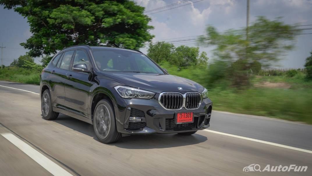 2021 BMW X1 2.0 sDrive20d M Sport Exterior 041