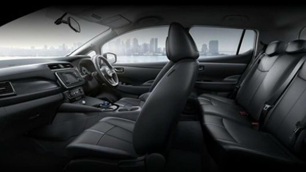 Nissan Leaf 2020 Interior 002