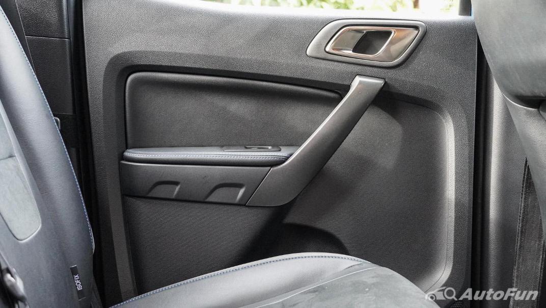 Ford Ranger Raptor 2.0L EcoBlue Interior 072