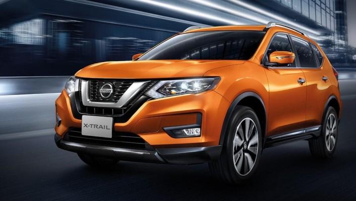Nissan X-Trail 2020 Exterior 001