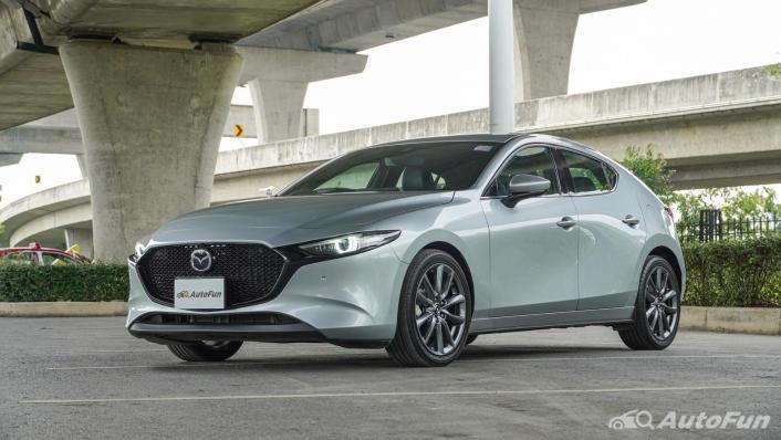 2020 Mazda 3 Fastback 2.0 SP Sports Exterior 001