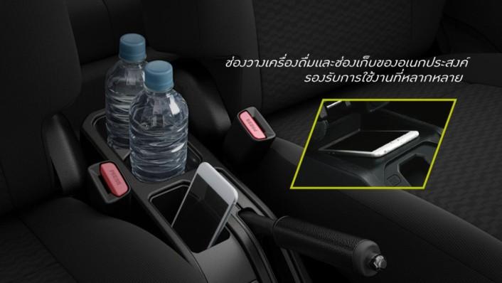 Suzuki Jimny 2020 Interior 008