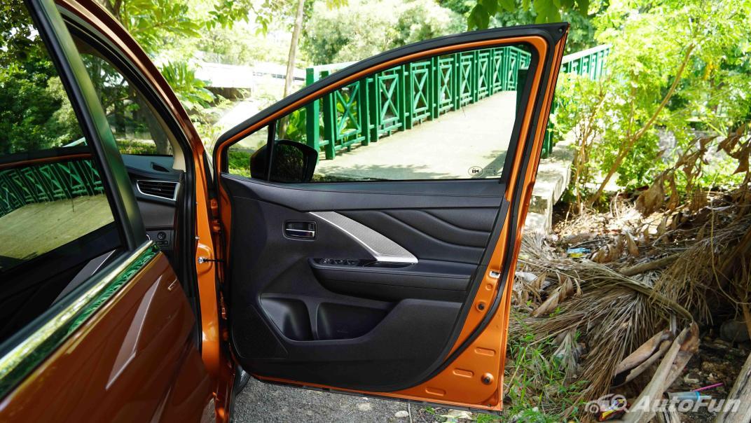 2020 Mitsubishi Xpander 1.5 Cross AT Interior 016