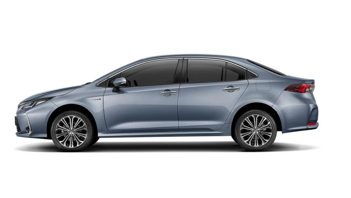 Toyota Corolla Altis 2021 Exterior 008