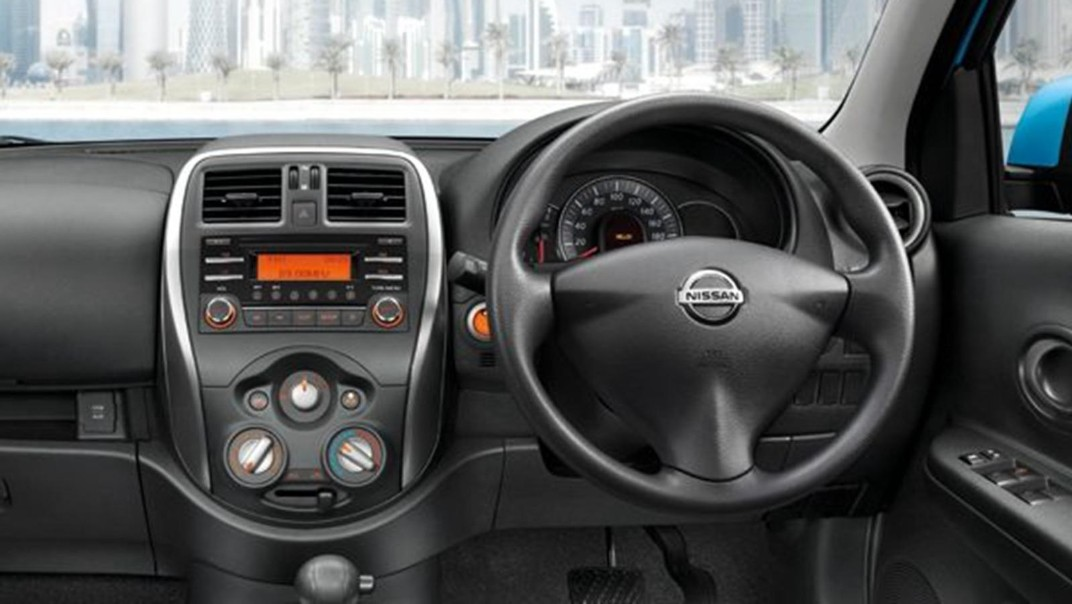 Nissan March Public 2020 Interior 002