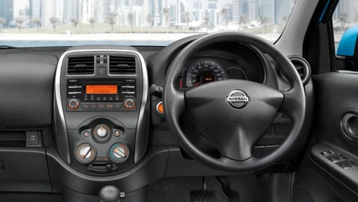 Nissan March 2020 Interior 002