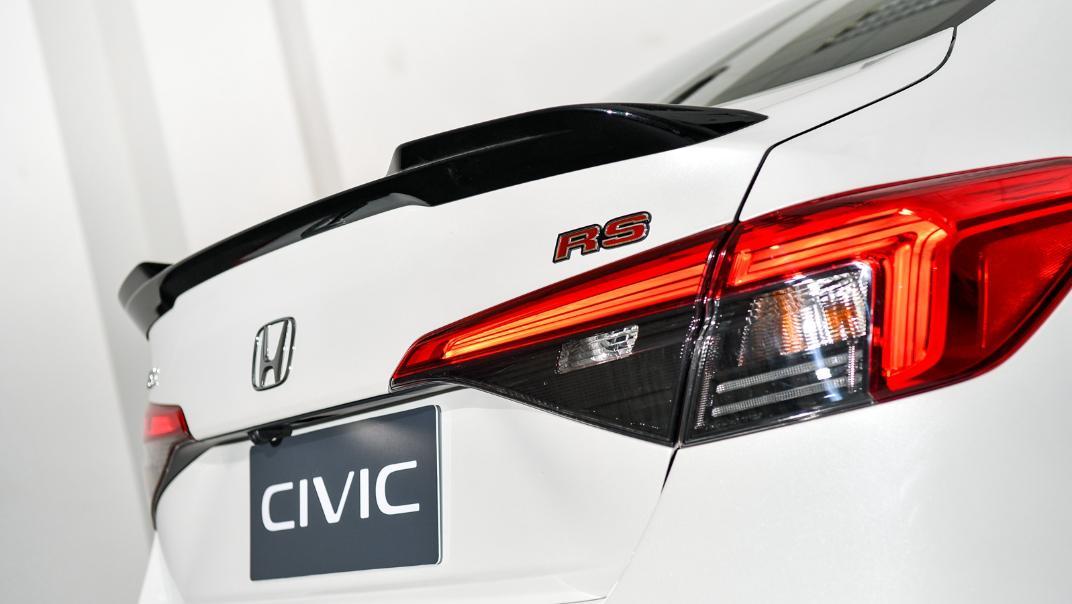 2022 Honda Civic RS Exterior 033