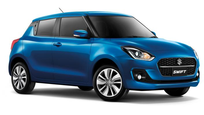2021 Suzuki Swift Exterior 002