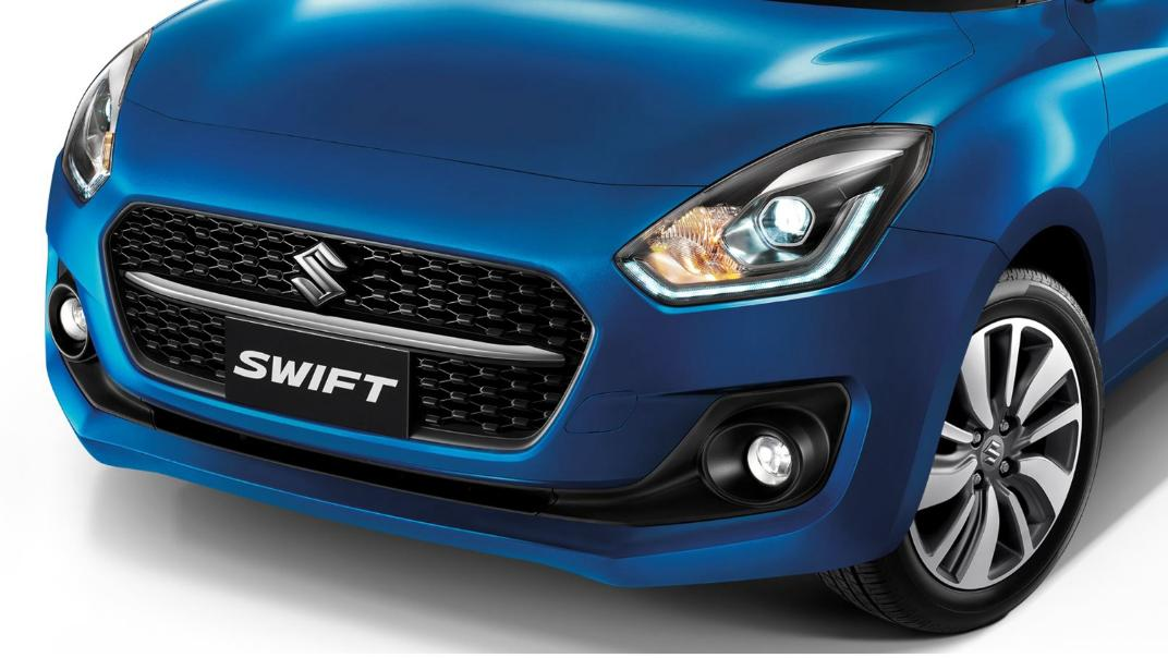 2021 Suzuki Swift Exterior 006