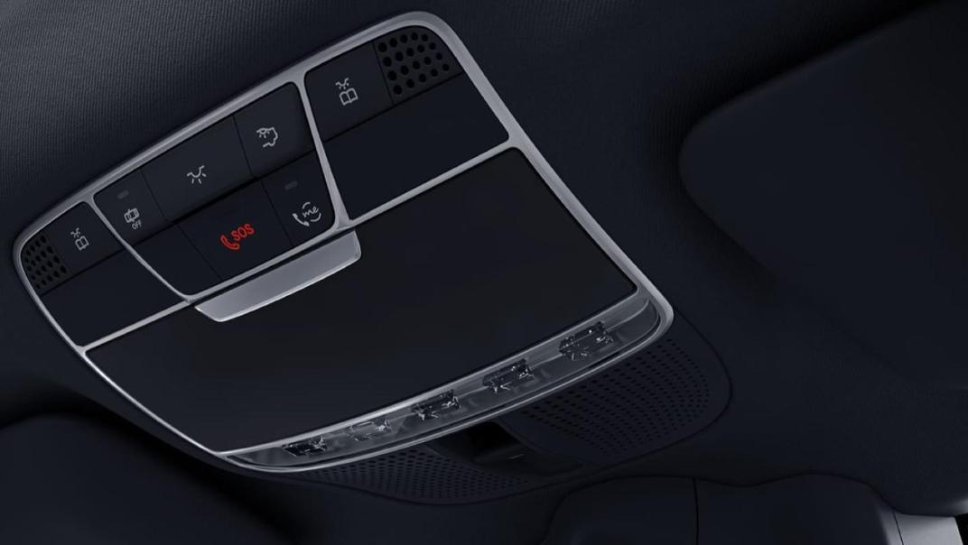 Mercedes-Benz G-Class Public 2020 Interior 006