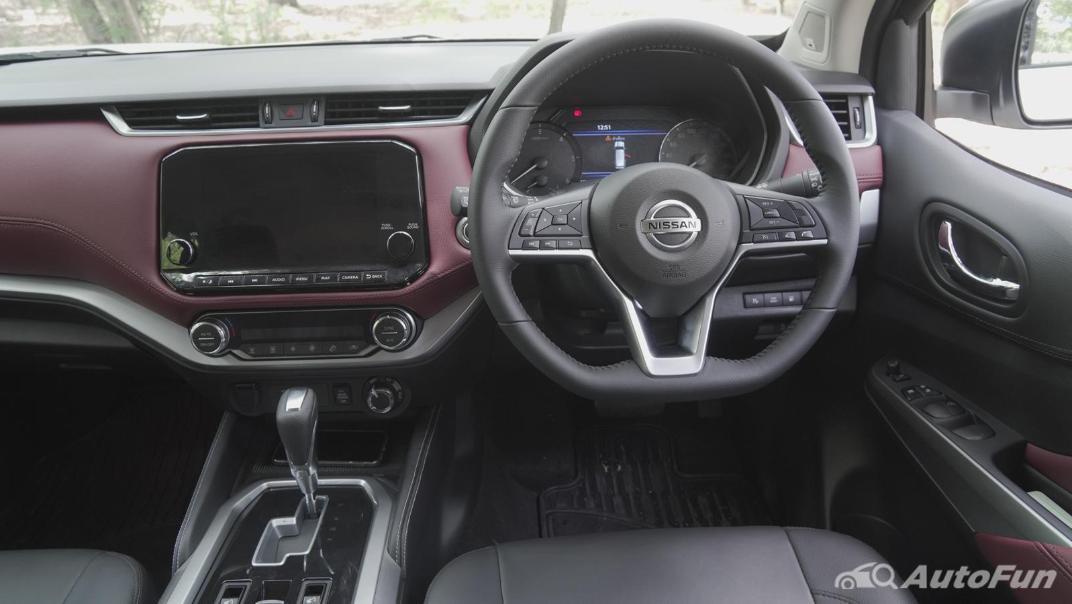 2021 Nissan Terra 2.3 VL 4WD Interior 002