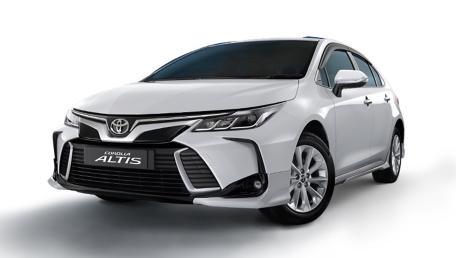 2021 Toyota Corolla Altis 1.6G ราคารถ, รีวิว, สเปค, รูปภาพรถในประเทศไทย | AutoFun