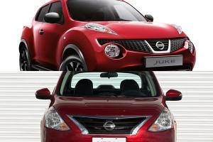 มั่วได้ใจ Nissan Juke ไม่เหมือน Almera ทุกอย่างต่างกันหมด เทียบให้ดูชัด ๆ จะได้ไม่ผิดตัว