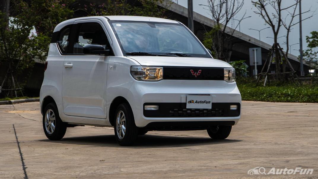 2020 Wuling Mini EV Exterior 042