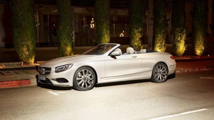 Mercedes-Benz S-Class Cabriolet 2020 Exterior 008
