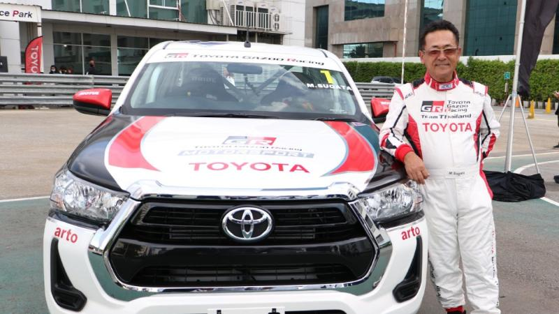 Toyota Gazoo Racing Motorsport 2020 ปิดเมืองซิ่ง เข้าชมฟรี และมี Supra มาโชว์ดริฟต์ด้วย 02