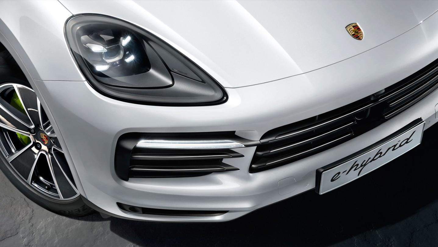 Porsche Cayenne Public 2020 Exterior 007