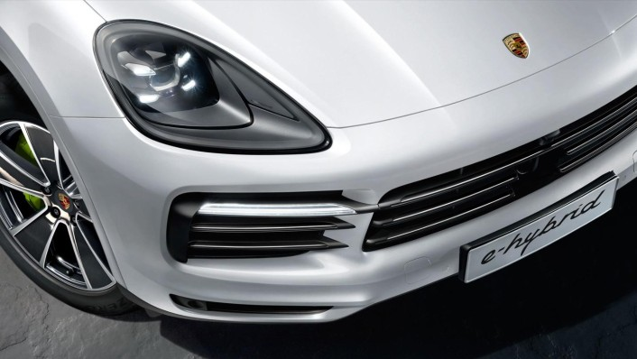 Porsche Cayenne 2020 Exterior 007