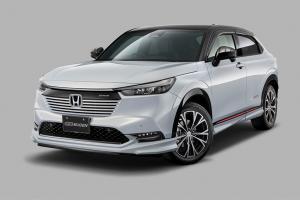 2021 Honda HR-V สวมชุดแต่ง Mugen พาชมแบบเจาะแยกชิ้นราคาเท่าไหร่บ้าง?