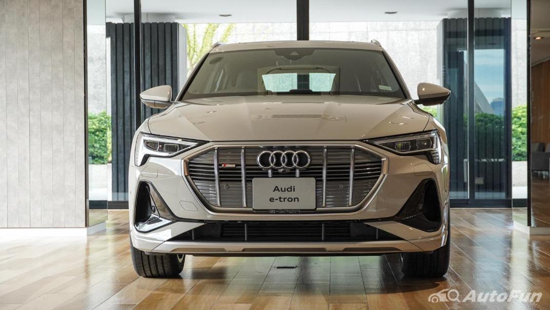 2020 Audi E Tron Sportback 55 quattro S line Exterior 060