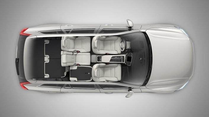 Volvo XC 90 2020 Exterior 004