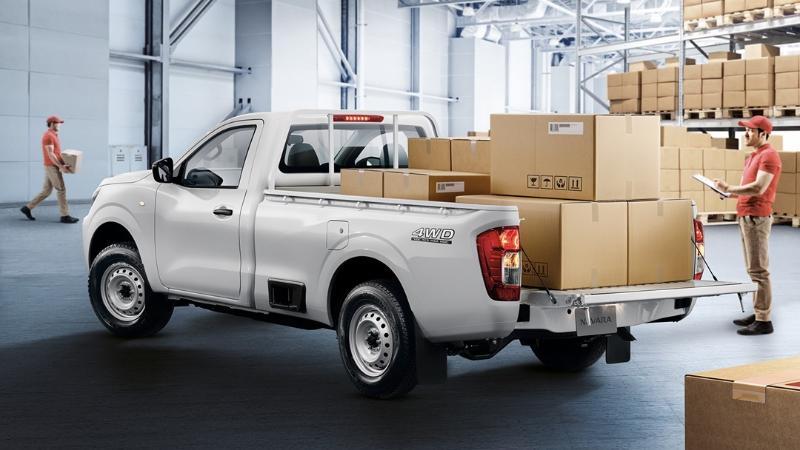 Nissan Navara เพิ่มซิงเกิ้ลแค็บ เครื่องยนต์ 2.5 ลิตร 163 แรงม้า เกียร์ธรรมดา เคาะราคา 5.19-6.49 แสนบาท 02