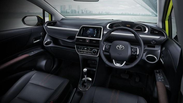 Toyota Sienta 2020 Interior 001