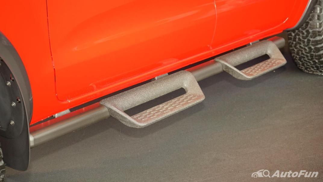 2021 Ford Ranger FX4 MAX Exterior 018