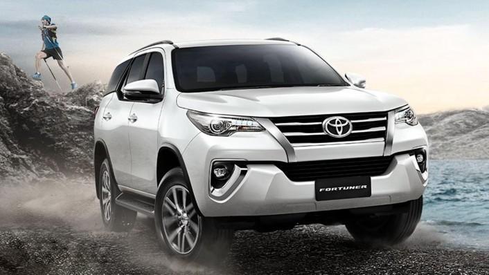 Toyota Fortuner 2020 Exterior 003