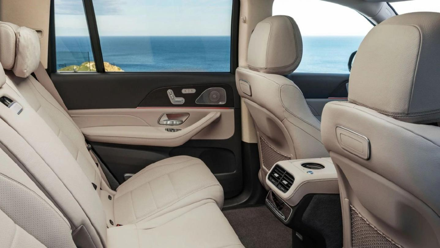 Mercedes-Benz GLS-Class 2020 Interior 005