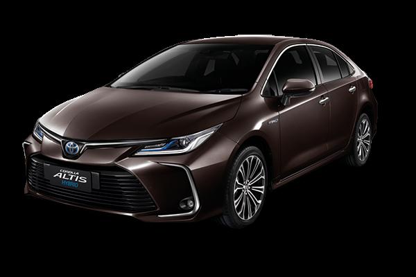 มารู้จัก 5 ข้อดีก่อนซื้อ All-New 2019 Toyota Corolla Altis