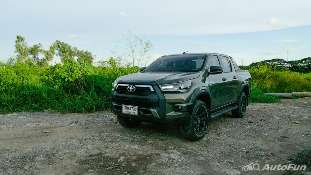 2020 Toyota Hilux Revo Double Cab 4x4 2.8High AT Exterior 014