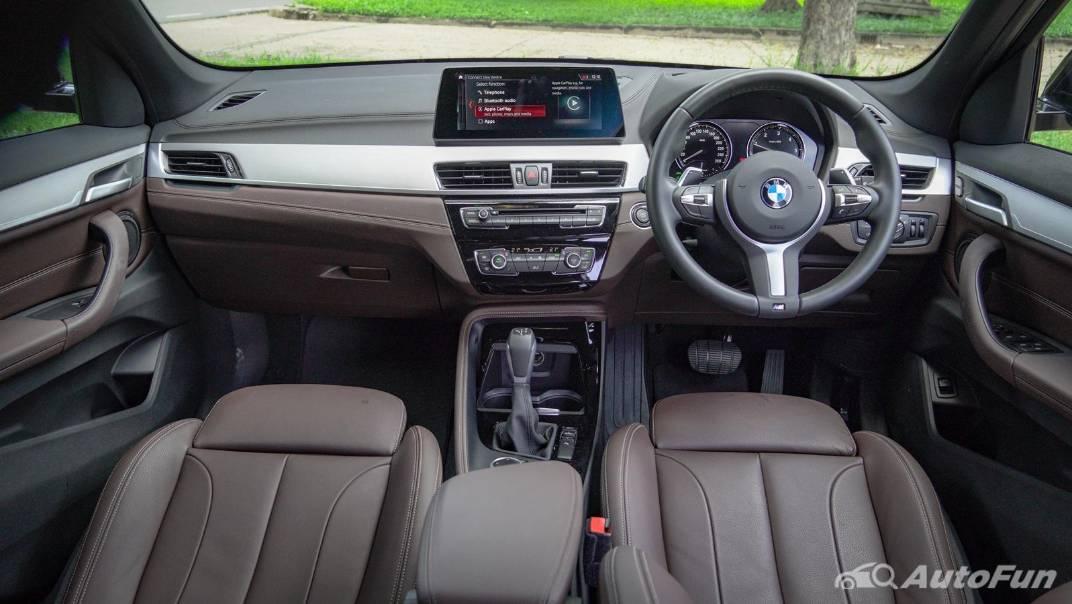 2021 BMW X1 2.0 sDrive20d M Sport Interior 001