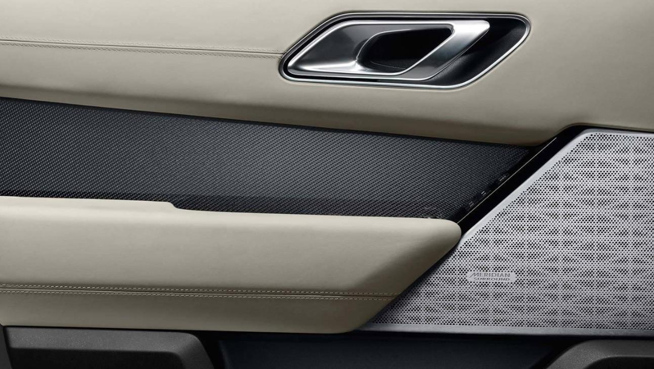 Land Rover Range Rover Velar 2020 Interior 011