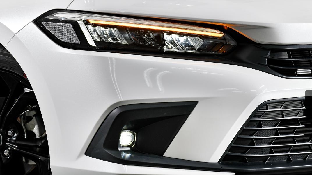 2022 Honda Civic RS Exterior 018