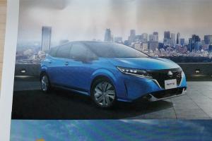 เปิดภาพ 2021 Nissan Note จ่อขายเดือนธันวาคม ลือสมรรถนะเหนือกว่า Kicks เยอะ?