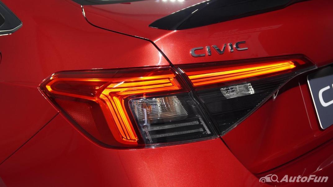 2022 Honda Civic RS Exterior 078