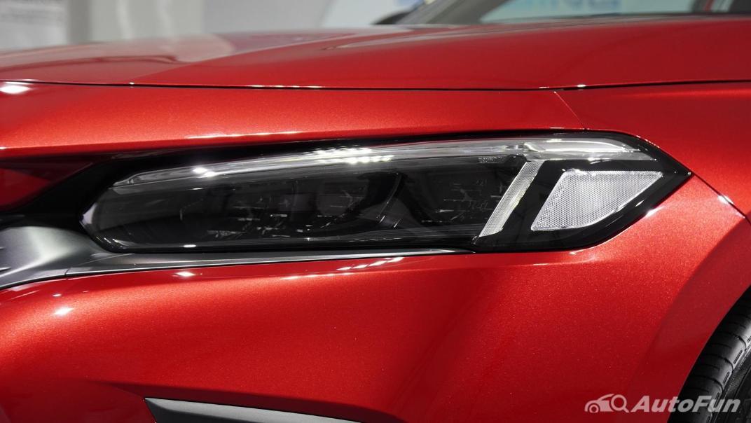 2022 Honda Civic RS Exterior 067