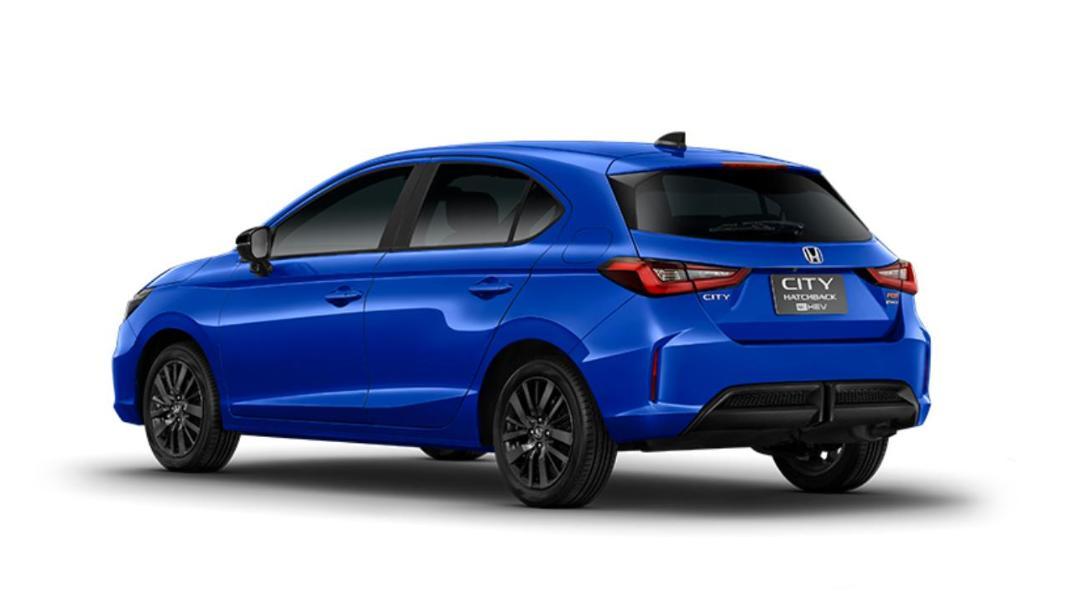 2021 Honda City Hatchback e:HEV RS Exterior 077
