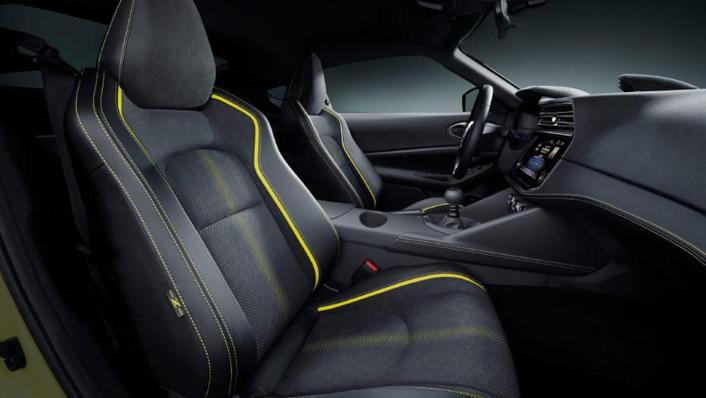 2020 Nissan Z Proto International Version Interior 003
