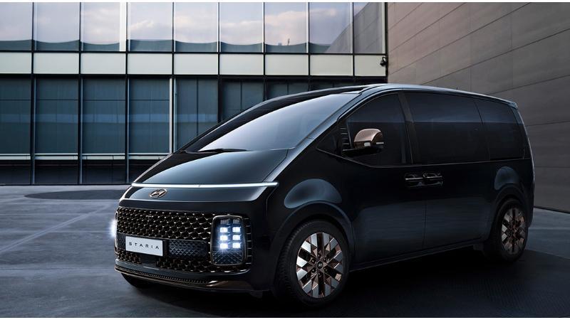 พาชม 2022 Hyundai STARIA รถเอ็มพีวีตัวแทน H1 สุดล้ำไว้ขย้ำ Kia Carnival 02