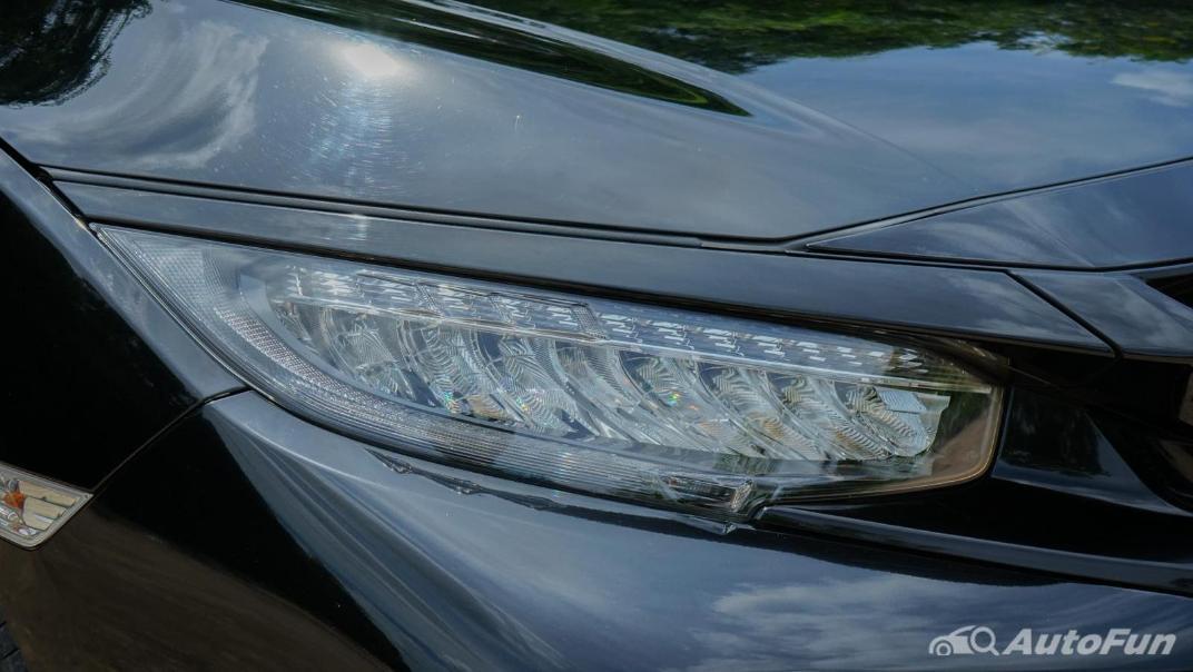 2020 Honda Civic 1.5 Turbo RS Exterior 049