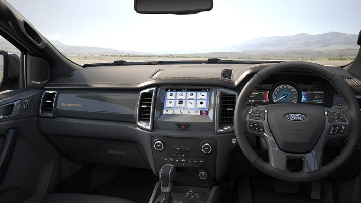 Ford Ranger 2020 Interior 001