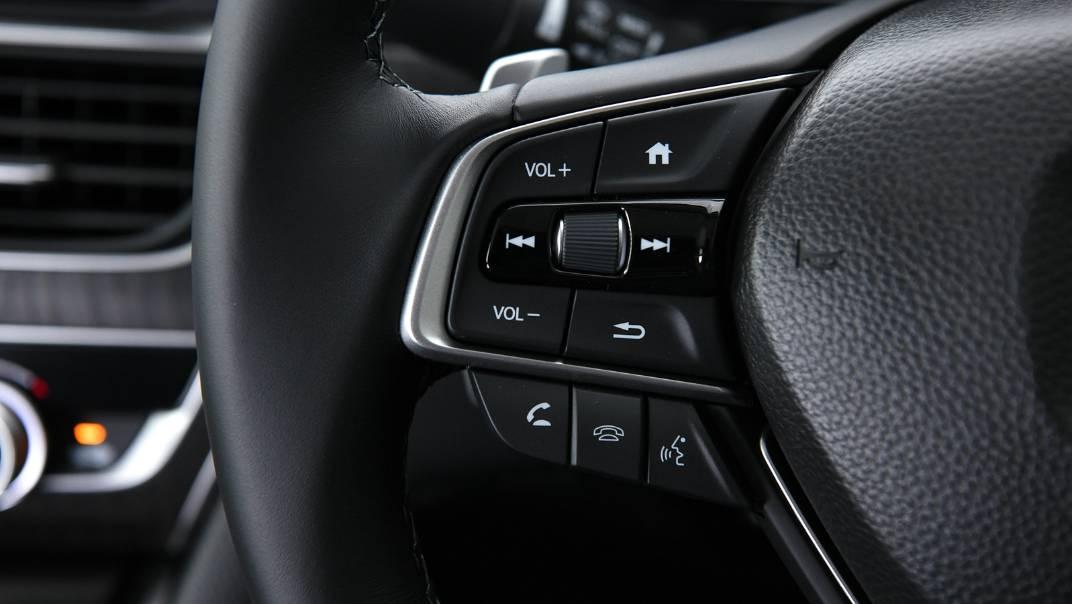 2021 Honda Accord 1.5 Turbo EL Interior 004