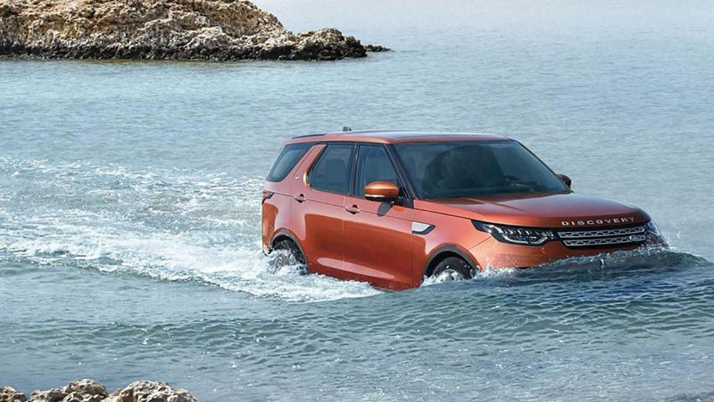 Land Rover Discovery 2020 Exterior 009