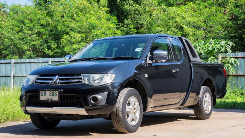 มือสองต้องรู้ Mitsubishi Triton CNG กระบะไม่ง้อน้ำมันแพง ประหยัดสุดในงบไม่เกิน 200,000 บาท 02