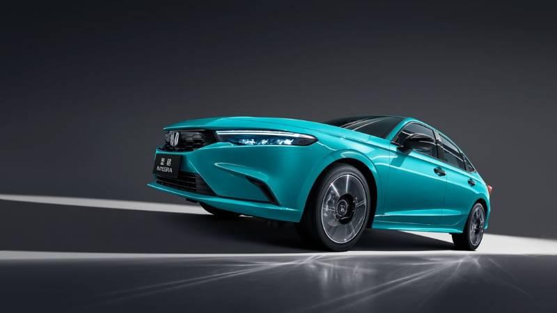 จะเอาแบบนี้! เปิดตัว 2022 Honda Integra พี่น้อง Civic ที่ สวยกว่า ดุกว่า ในประเทศจีน 02